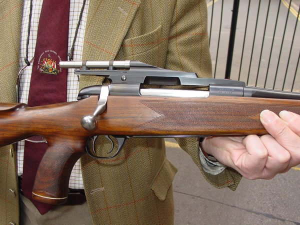 A Stalking Rifle Once Owned by the Duke of Edinburgh